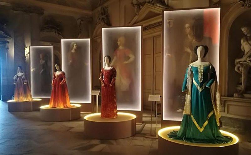 Sovrane Eleganze – Castello di Racconigi, Racconigi