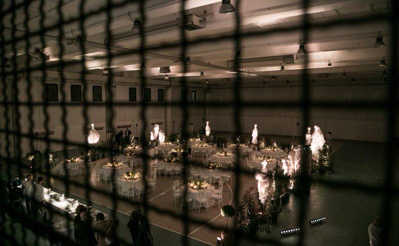 """In carcere la """"Cena al Fresco"""""""